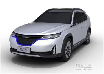 """萨博获得""""重生"""" NEVS将发布首款概念车"""