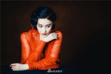 欧阳娜娜回应大众对其演技质疑:自己不敢看节目